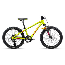"Orbea MX XC 20"" Kids, lime/watermelon"